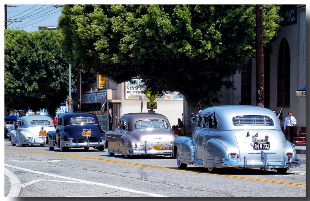 Cruisin' Cypress Ave (color edit) by @Chicano_Soul