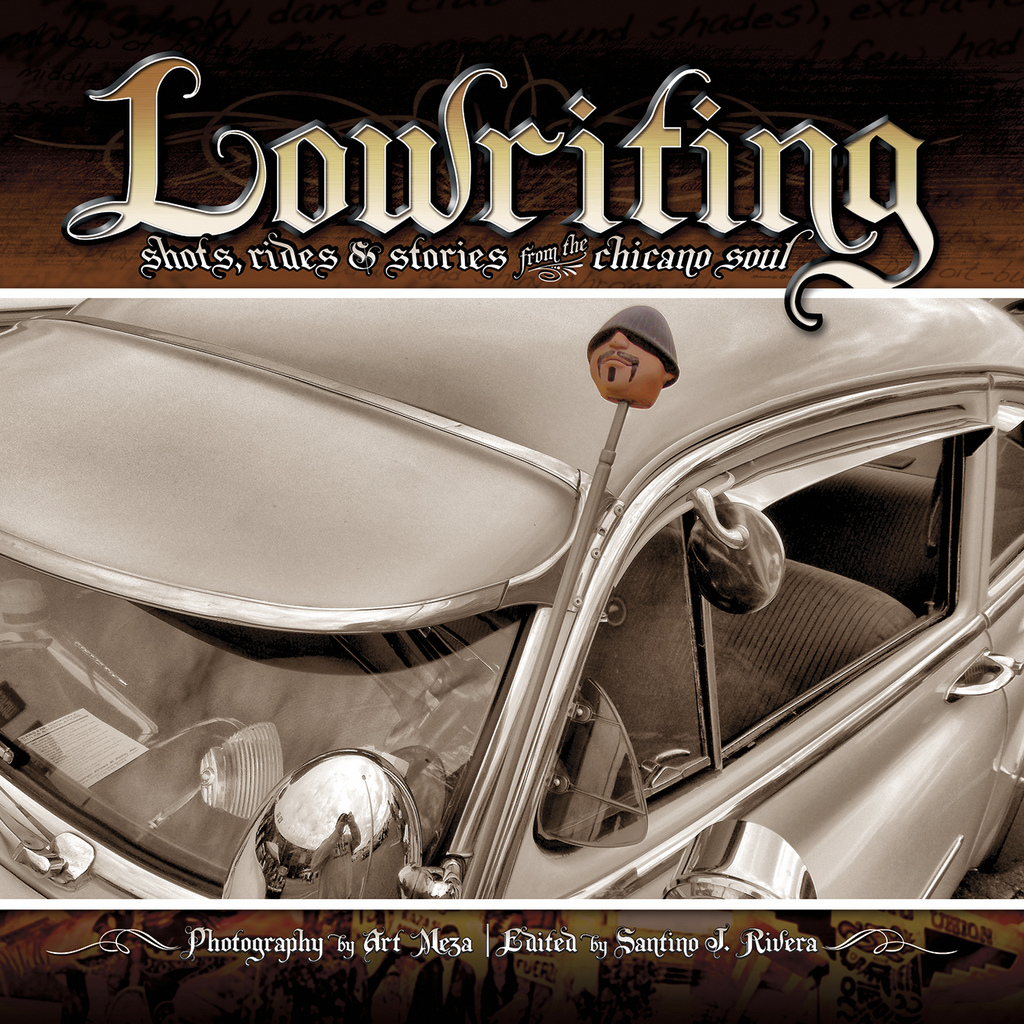 lowriting_COVER by Emilio R. Medina of muyCreative